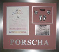 Porscha Newbould