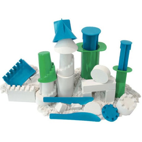 kinetic sand moulding tools 3